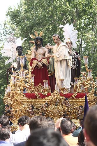 semana santa en sevilla espana. semana santa sevilla