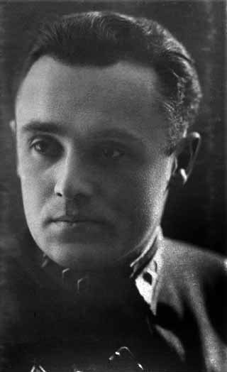Sergey Korolyov, a native of Zhytomyr, the head Soviet rocket engineer and designer during the Space Race Sergey Korolyov.jpg