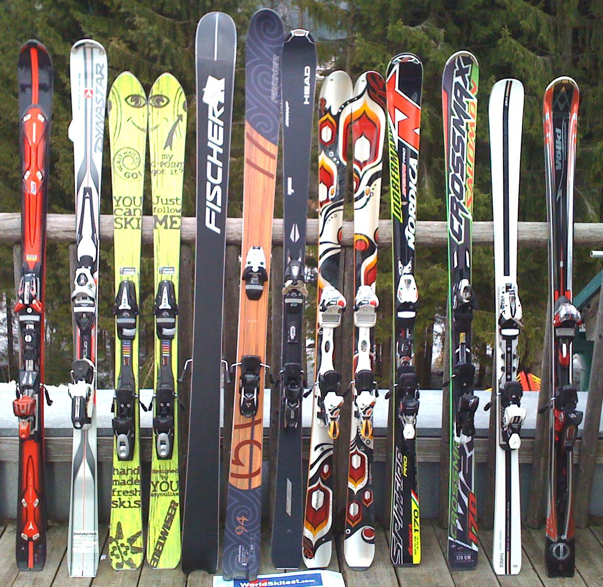 Як вибрати свої лижі?