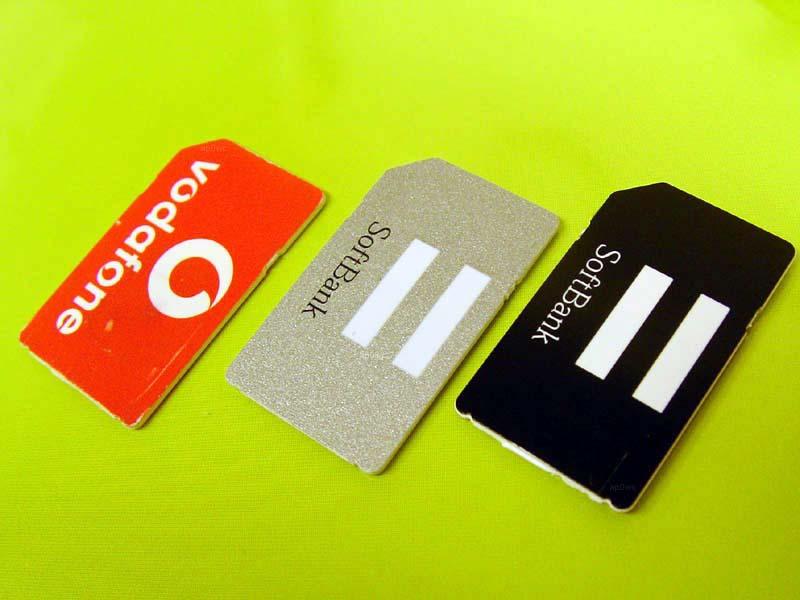 no usim card