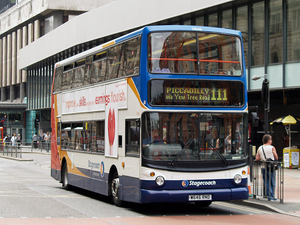 File Stagecoach Manchester Bus 111 Jpg Wikimedia Commons