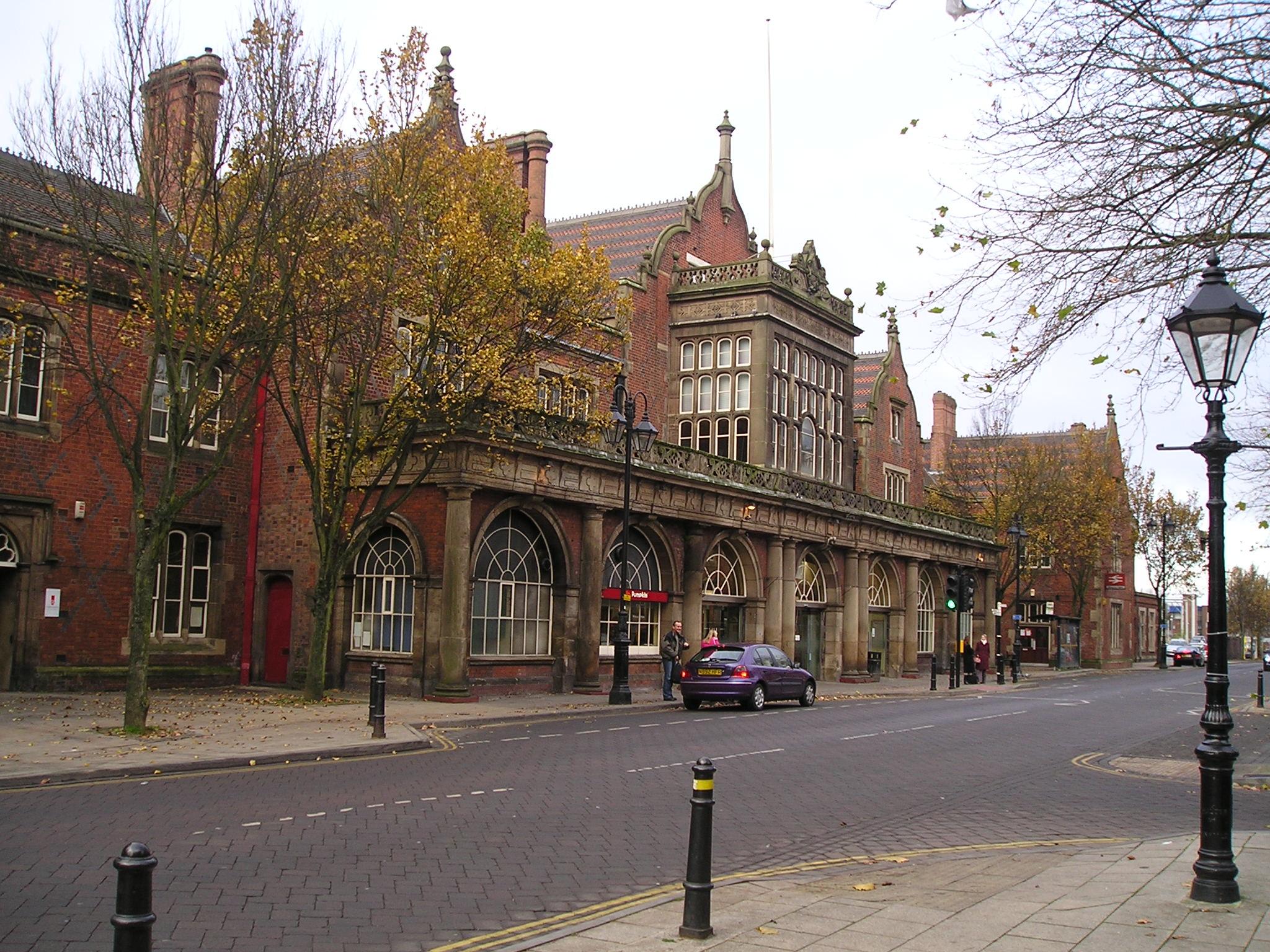 Nottingham Travel Centre Opening Times