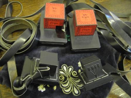 File:Tefillin and boxes.JPG