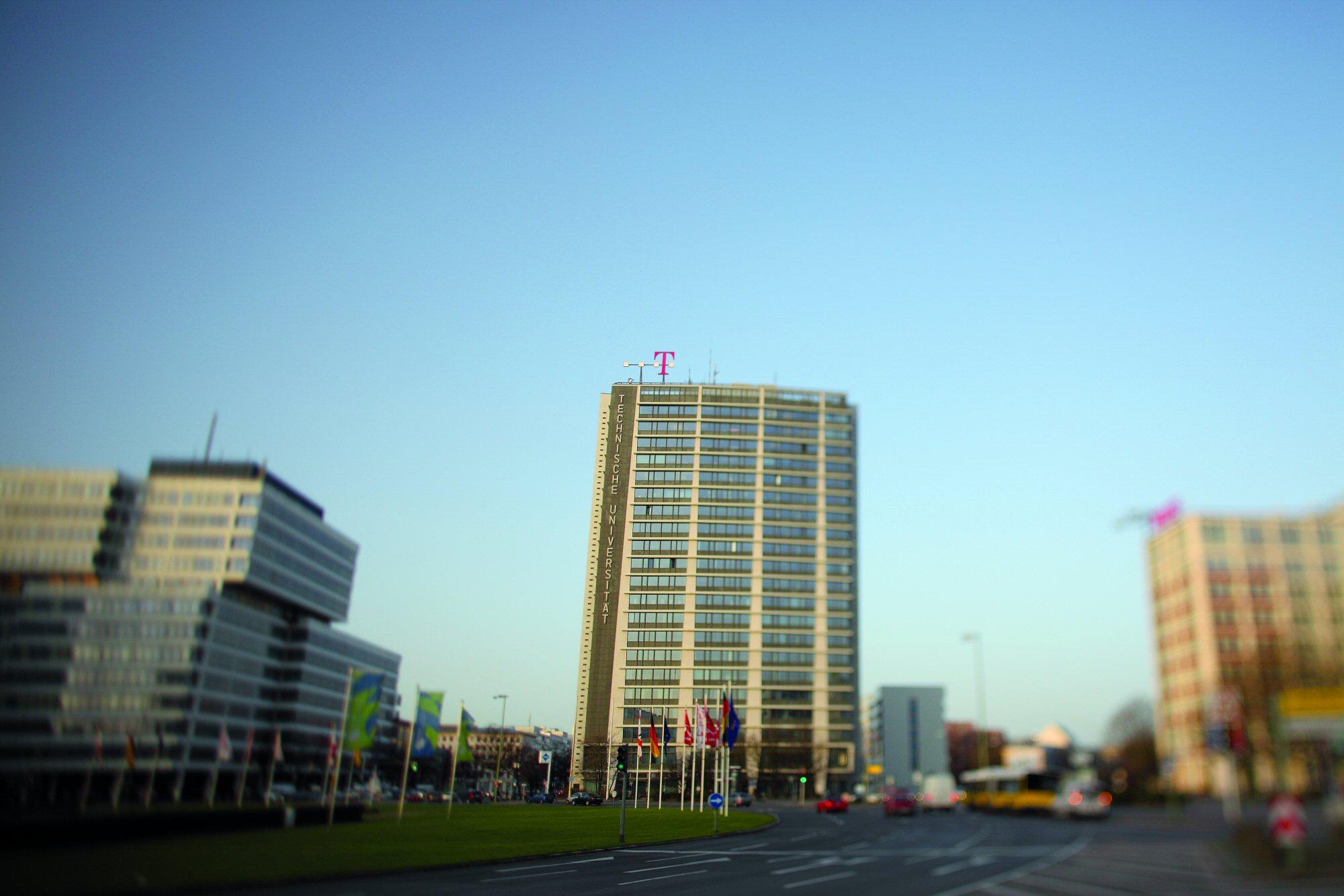 Telekom Innovation Laboratories Berlin