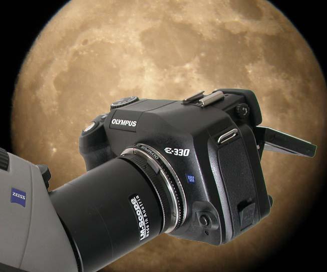 Deep sky with your dslr astrophotography sky telescope