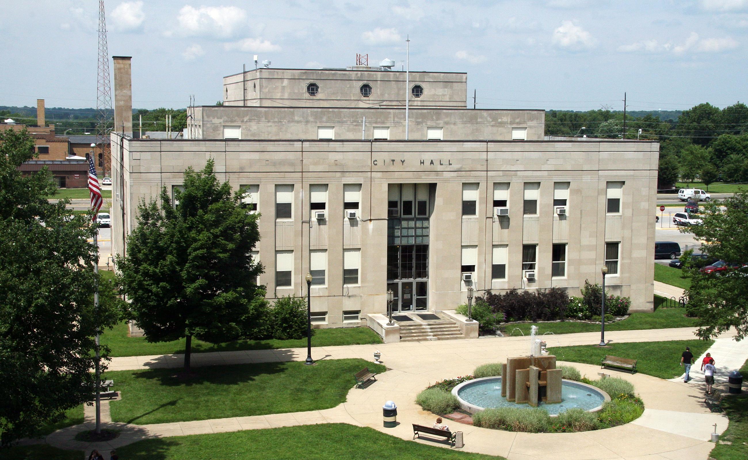 City Hall Terre Haute