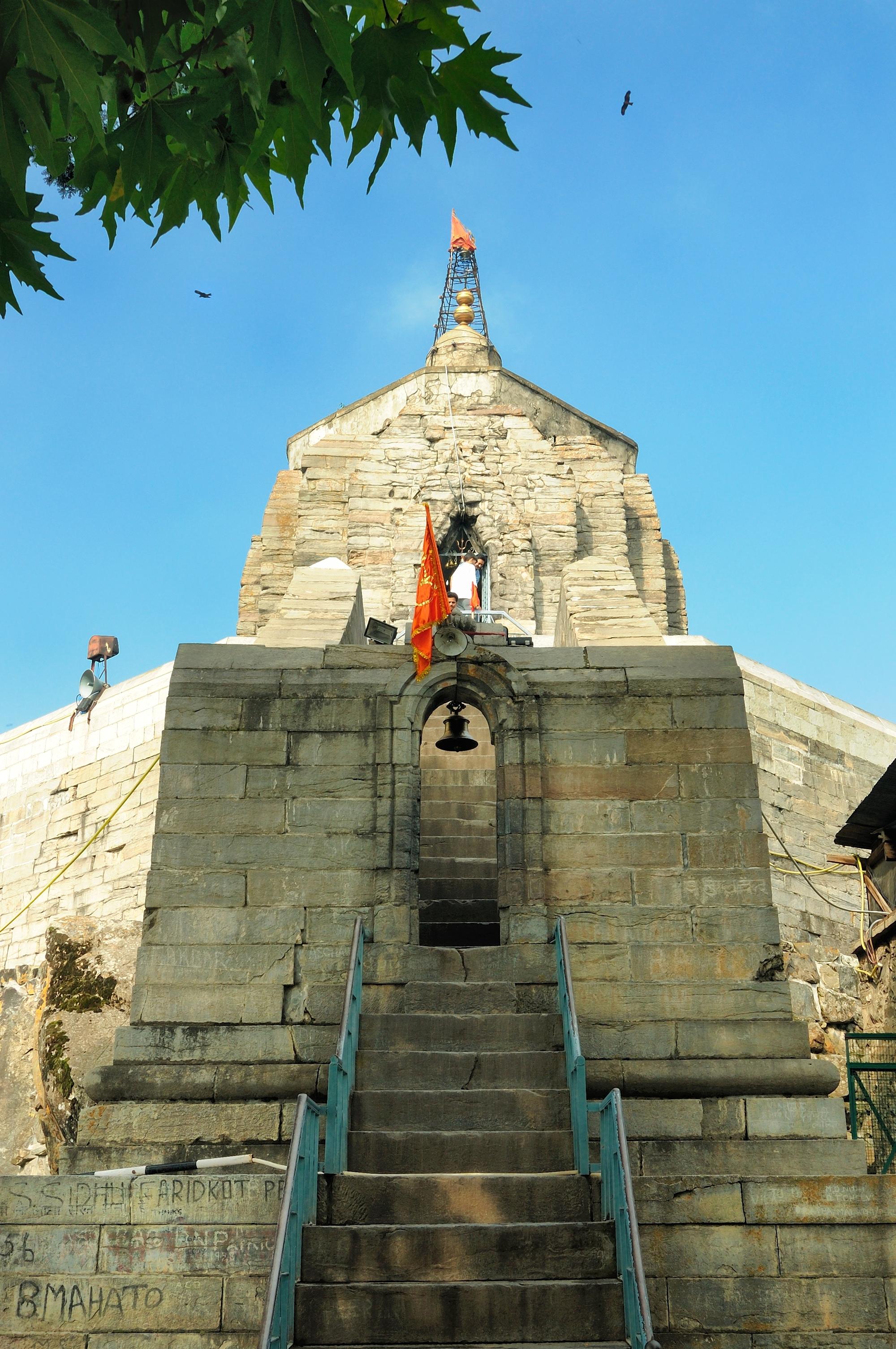Shankaracharya Temple - Wikipedia