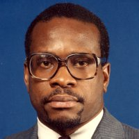 Clarence Thomas, official portrait from {{w|EE...