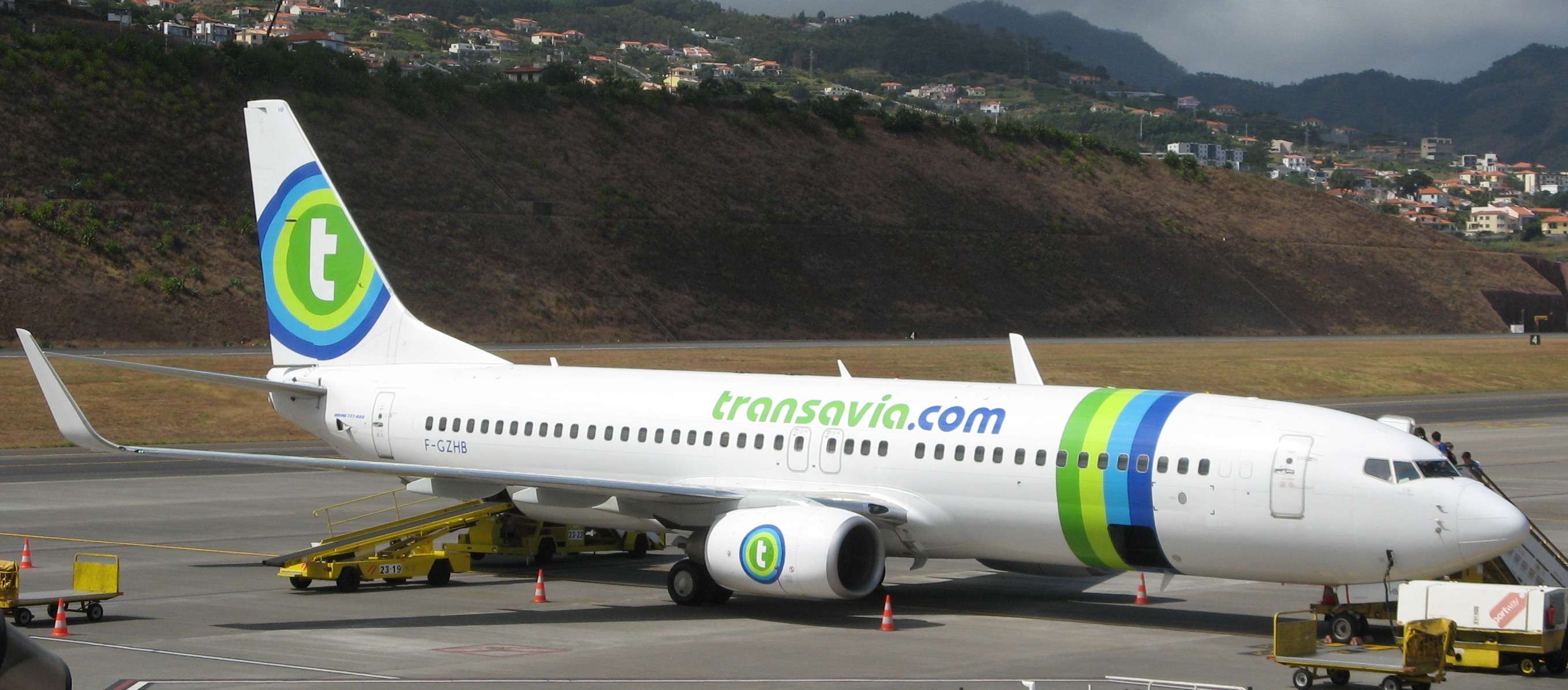 The airline Transavia France (Transavia France). Official sayt.2