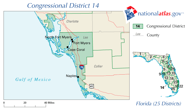 File:United States House of Representatives, Florida District 14 map ...