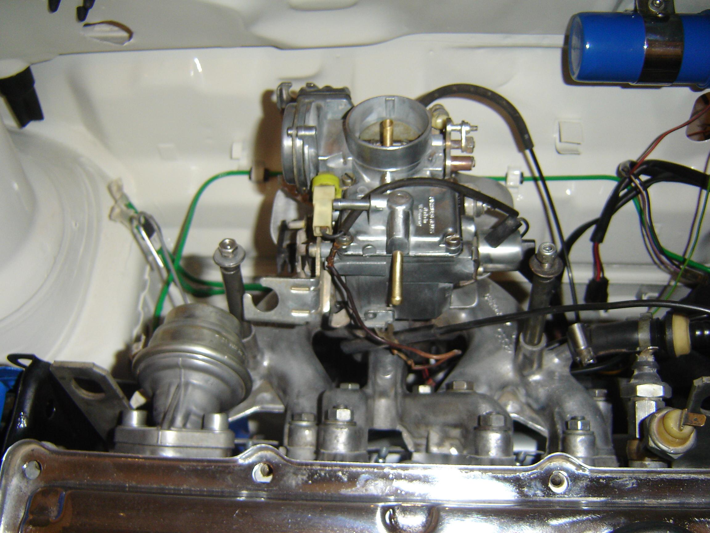 file vw golf mk1 cabriolet rebuild  carbyretor  jpg