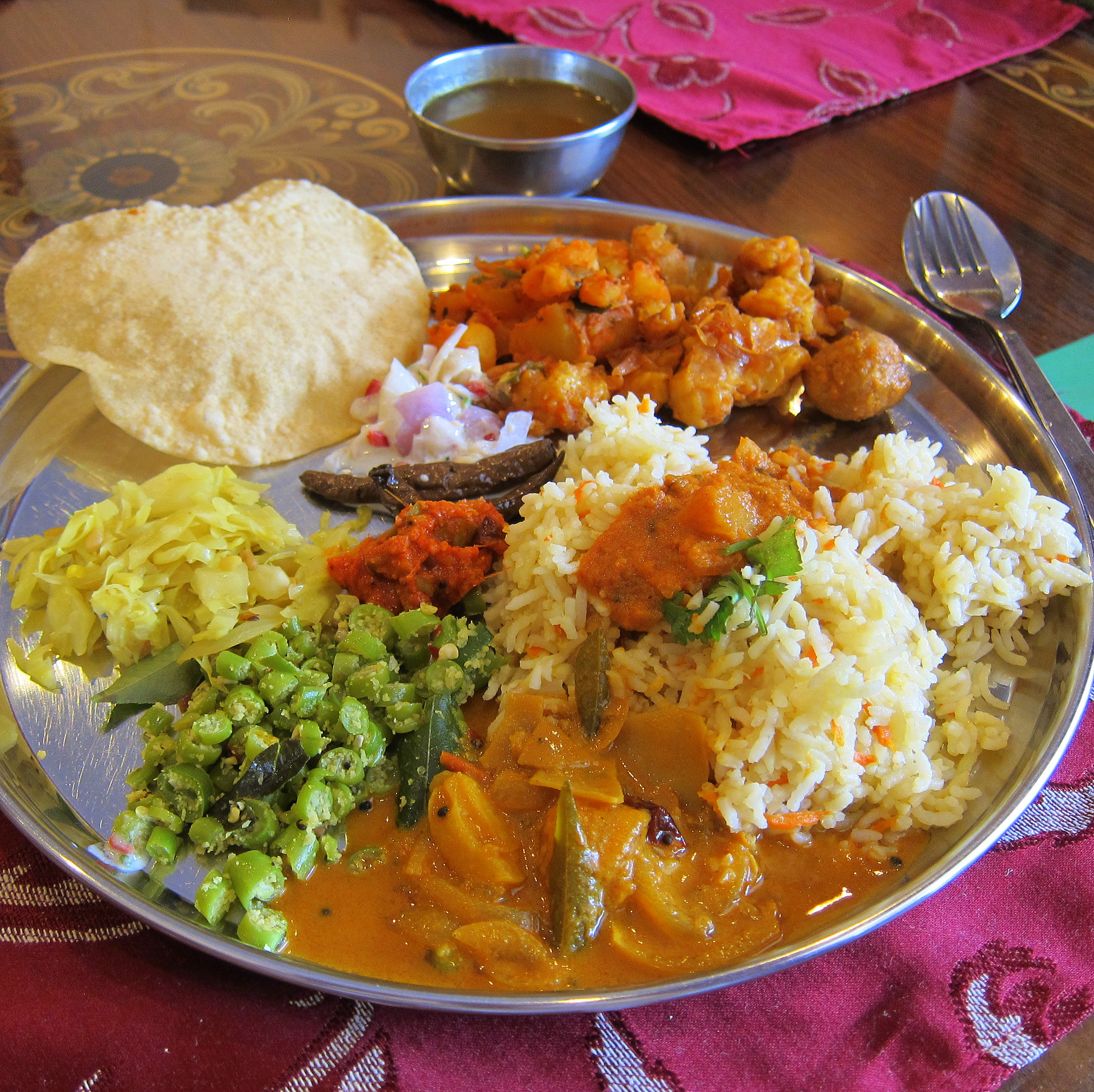 Saffron Indian Restaurant Falls Church
