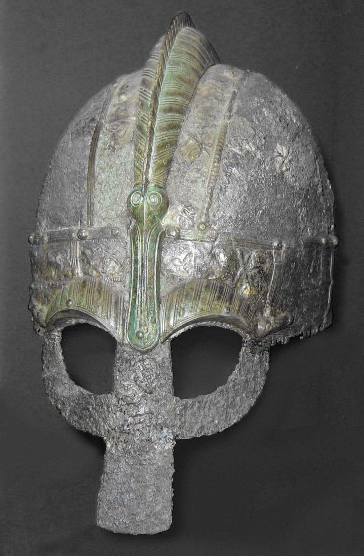 Peter Morwood Museum Of Artifacts Helmet A Norse Elite