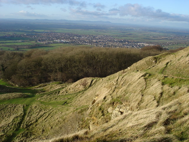 View from Cleeve Hill - geograph.org.uk - 299073
