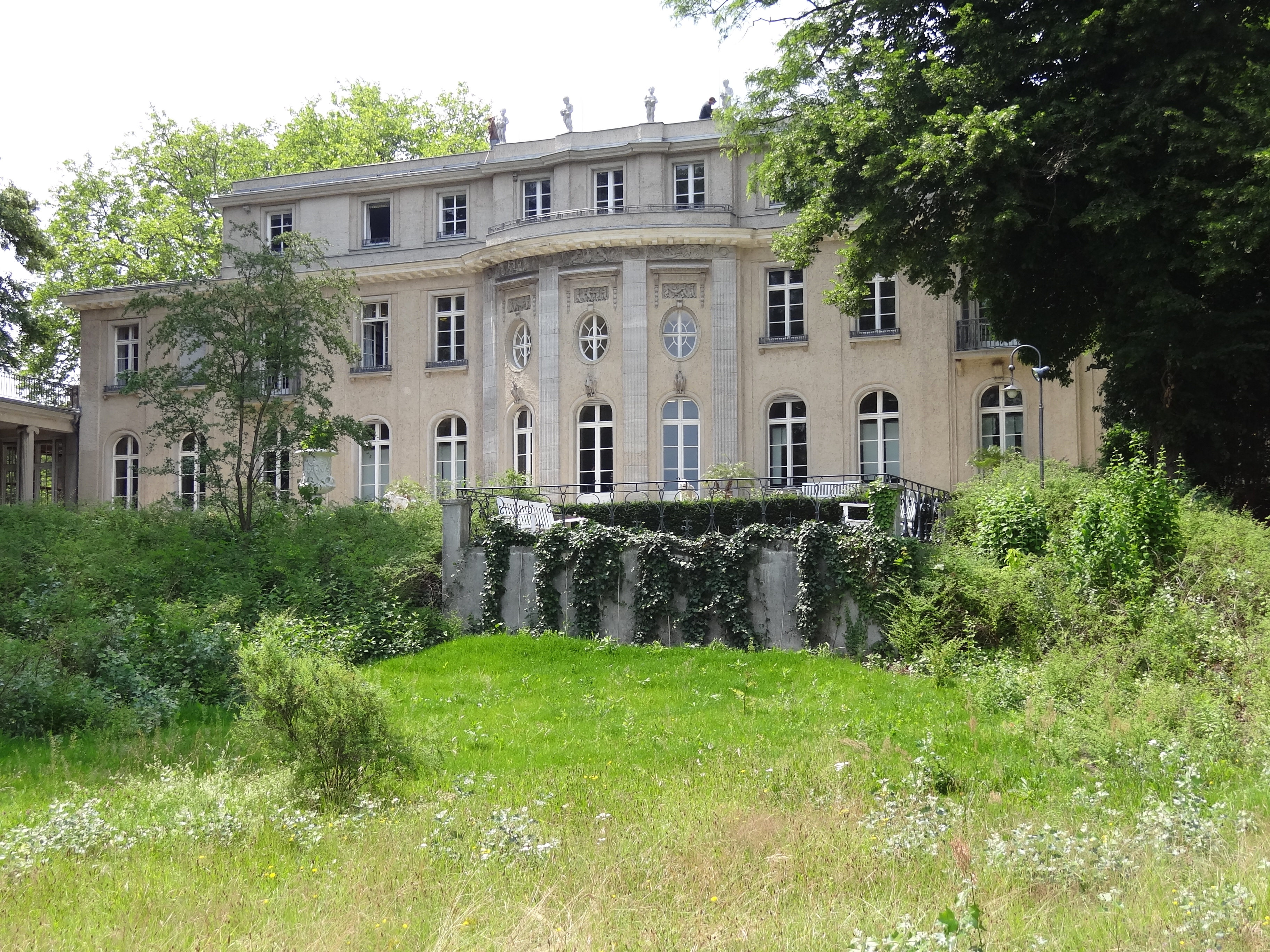 file villa marlier where 1942 wannsee conference was held wannsee berlin germany. Black Bedroom Furniture Sets. Home Design Ideas