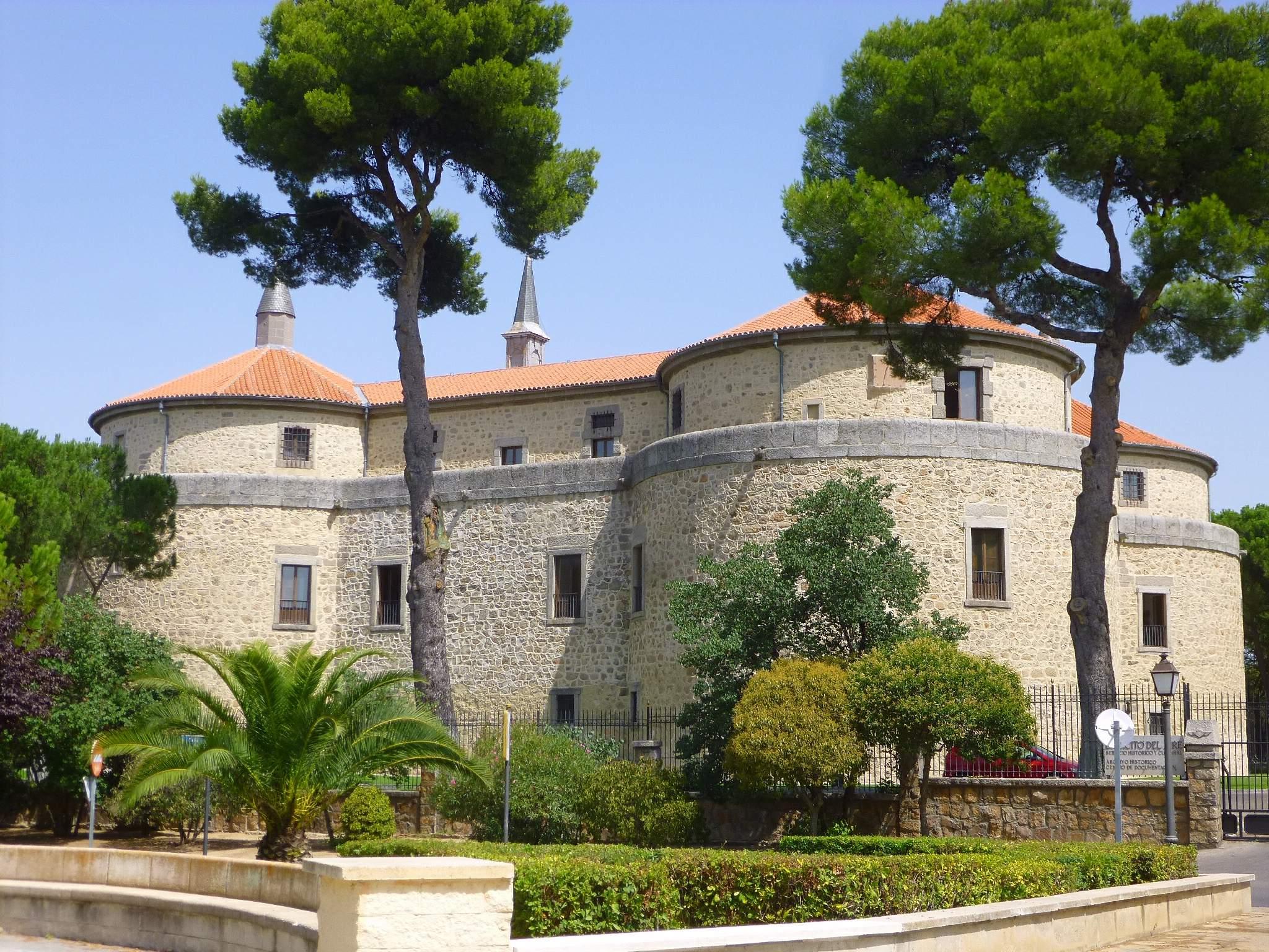 Castillo De Villaviciosa De Odon Wikipedia La Enciclopedia Libre