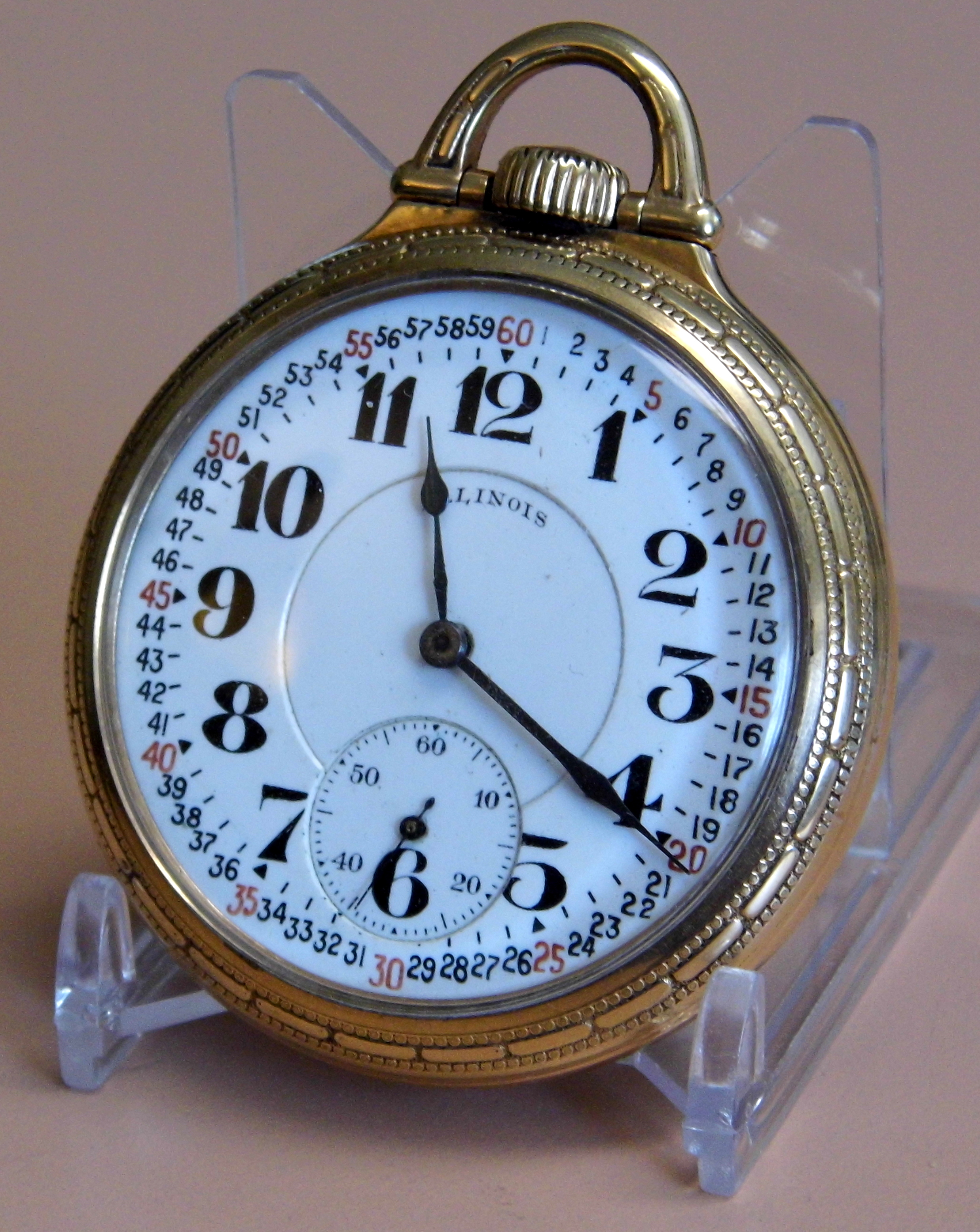 dating illinois pocket watch National association of watch and clock chapter on early american pocket watches for dating english silver pocket watch.