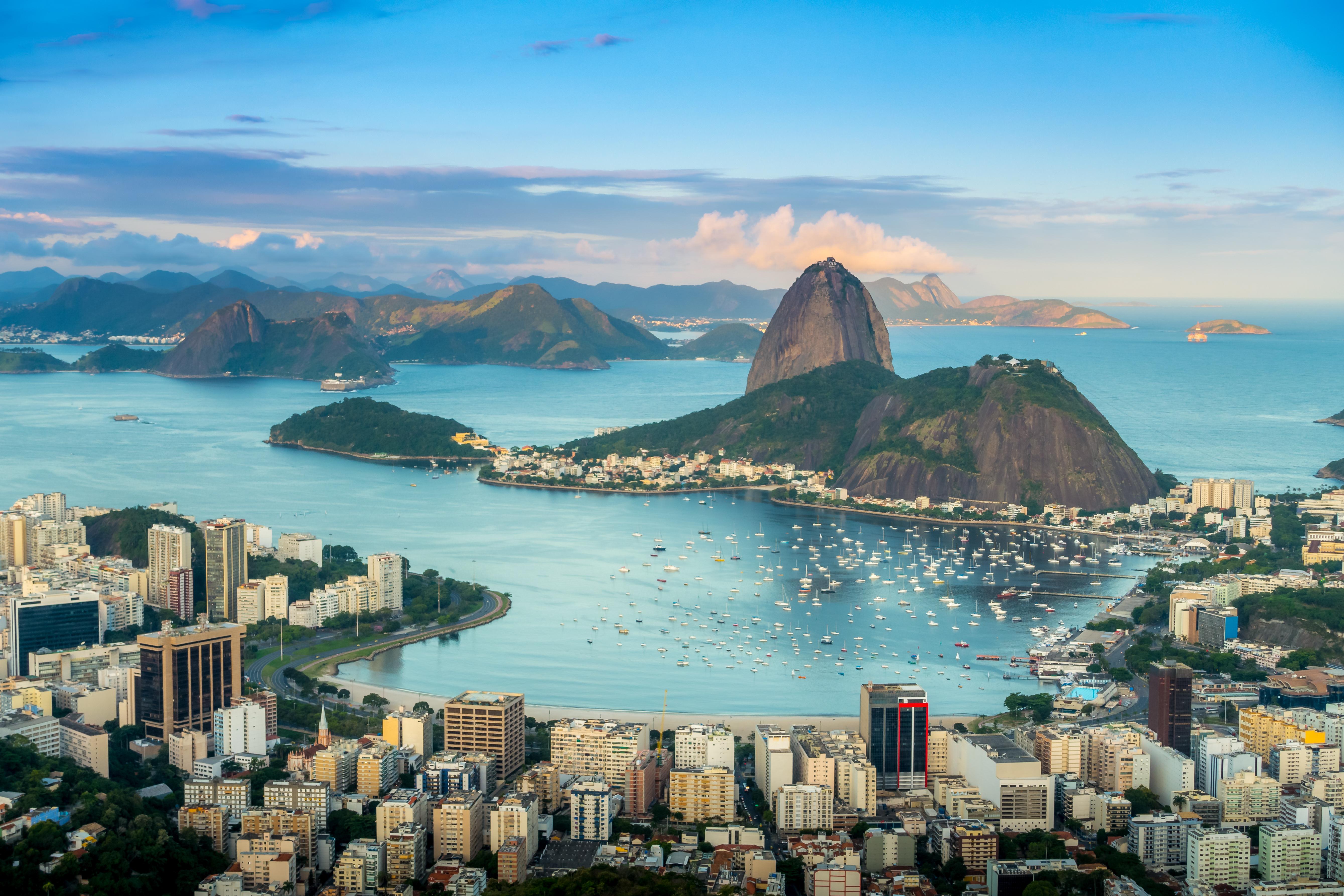 Vista do Morro Dona Marta