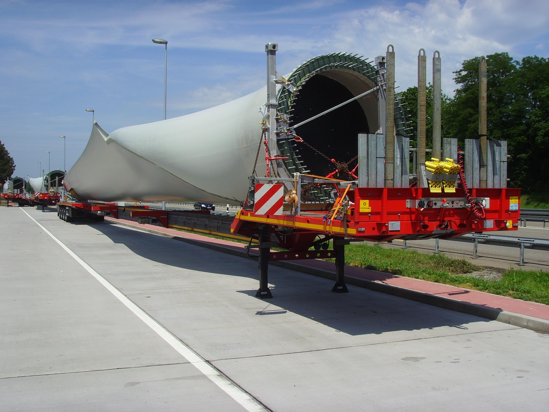 Rotorblätter Windkraftanlage