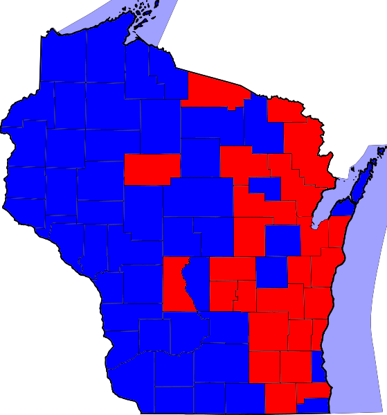 Obama Vs Romney In Wisconsin How To Tell Who Wins