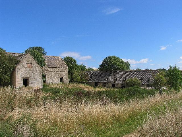 Wontley Farm - geograph.org.uk - 45335