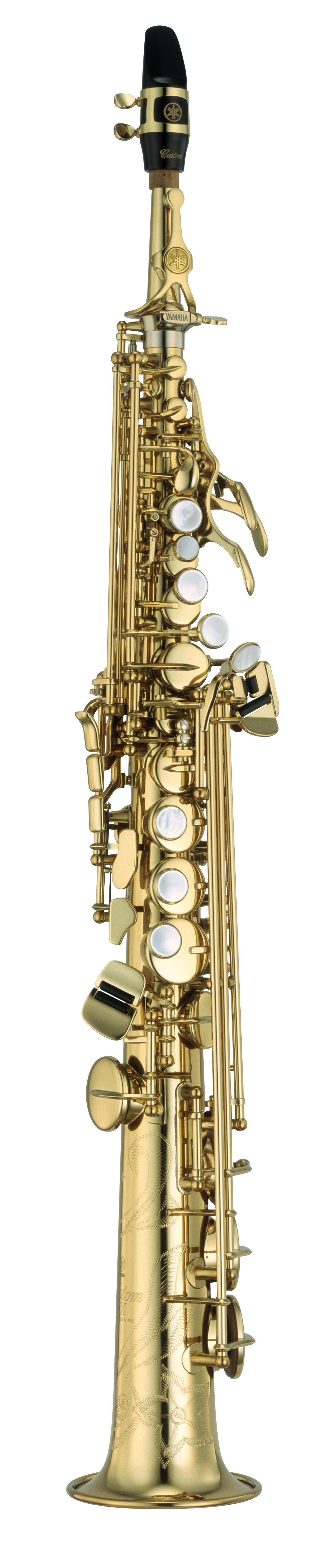 Yamaha Yss  Soprano Saxophone