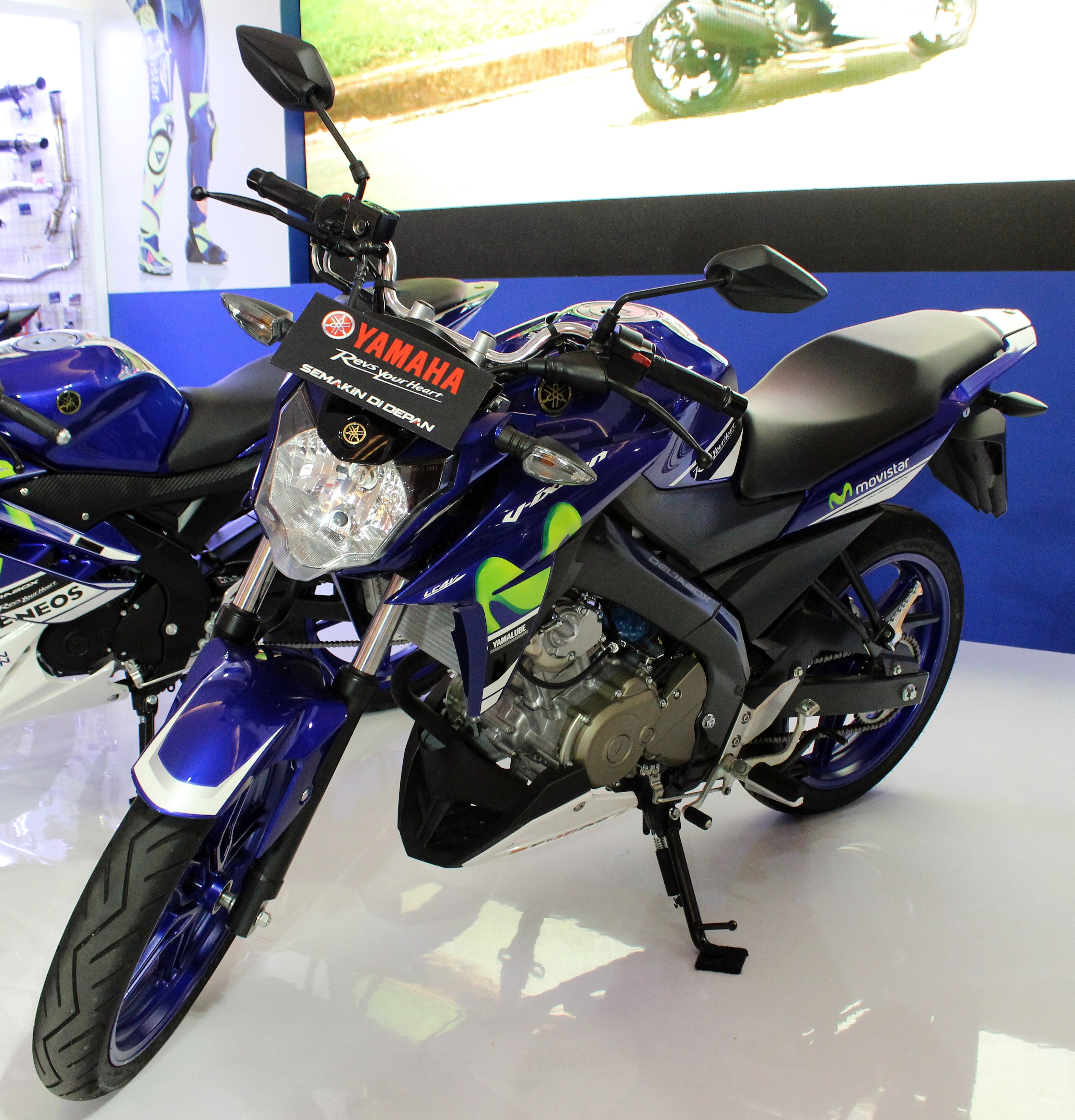 Yamaha FZ150i - Wikipedia