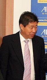 Zhang Jilong Acting President of the Asian Football Confederation