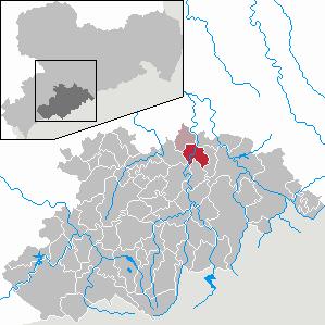 Zschopau,  Sachsen, Deutschland