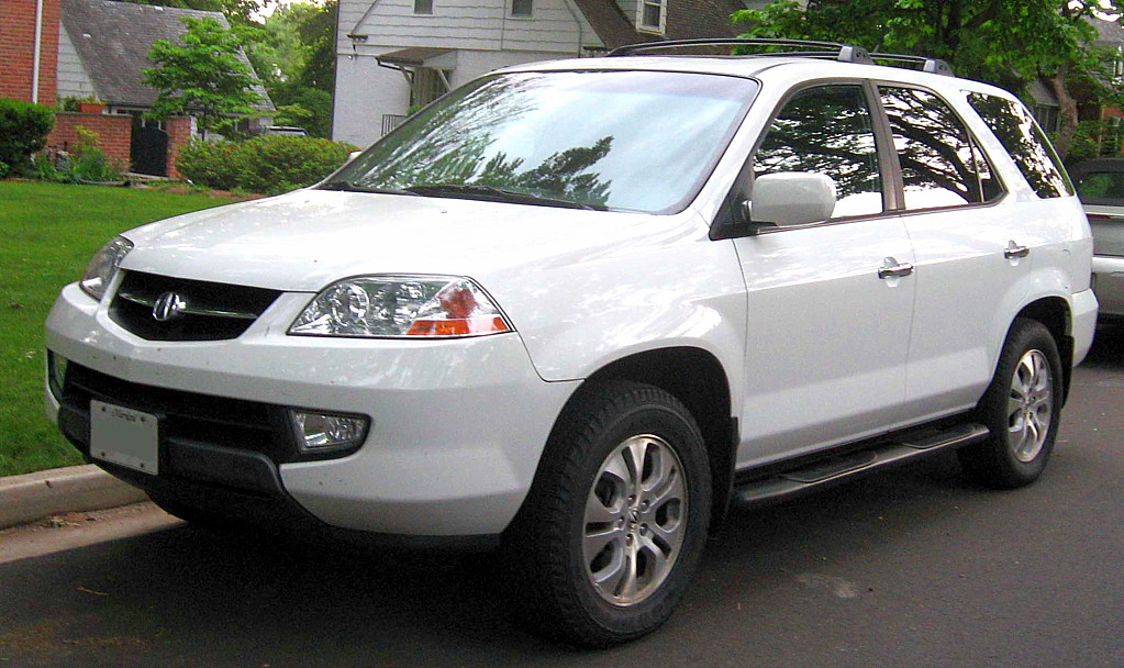 2003 acura mdx base 4dr suv 3 5l v6 awd auto. Black Bedroom Furniture Sets. Home Design Ideas