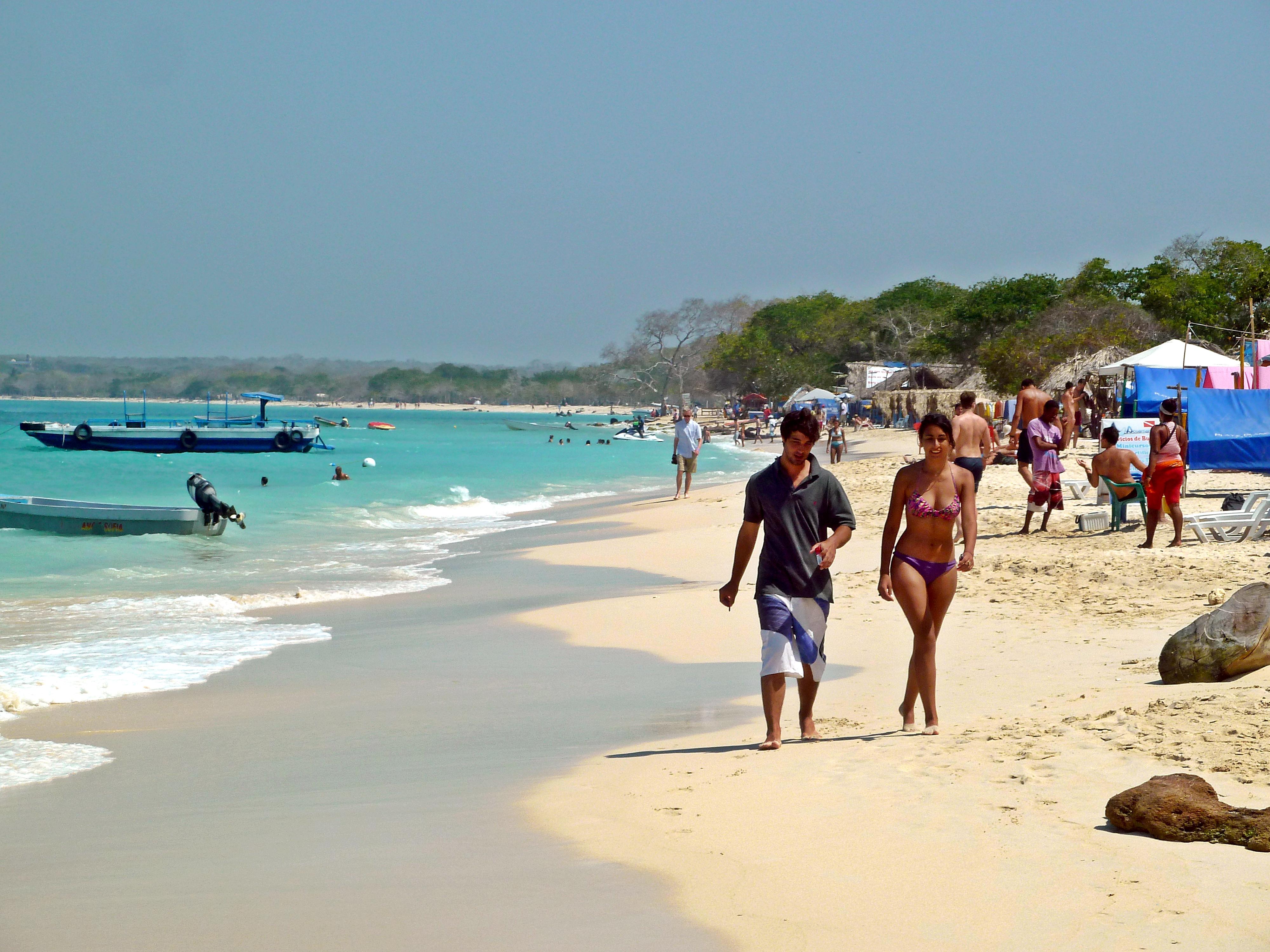 Descripción 014 Playa Blanca Cartagena Colombia.JPG