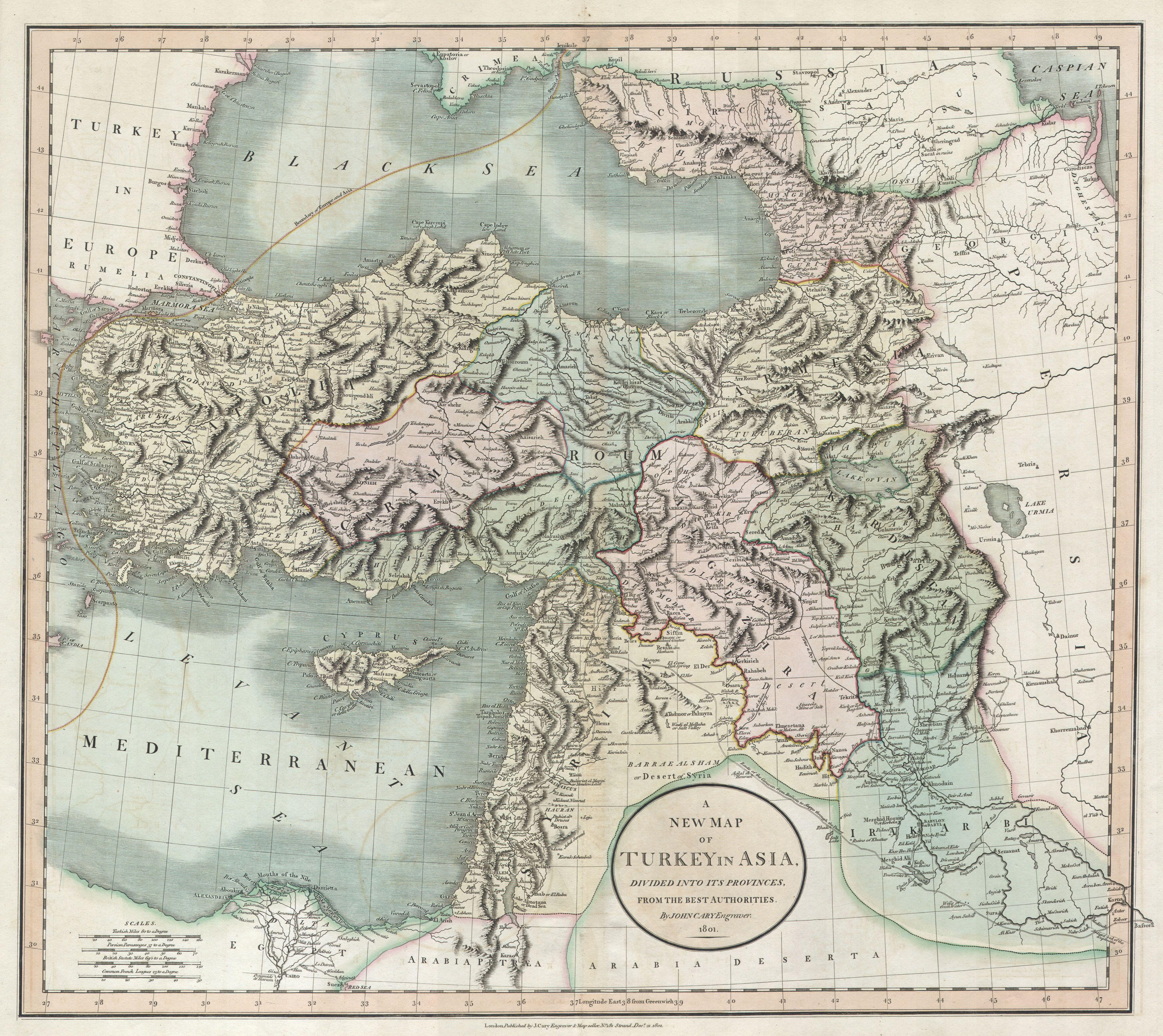 File Cary Map Of Turkey Iraq Armenia And Sryia - Map showing us and iraq