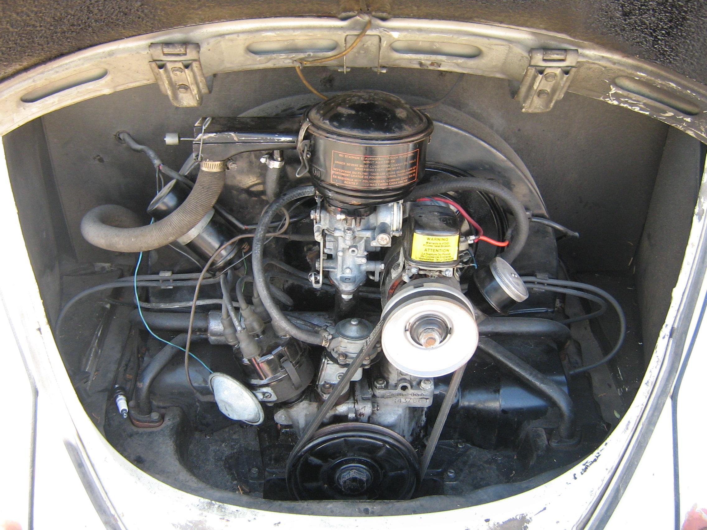 file 1962 volkswagen beetle engine 3564060578 jpg. Black Bedroom Furniture Sets. Home Design Ideas