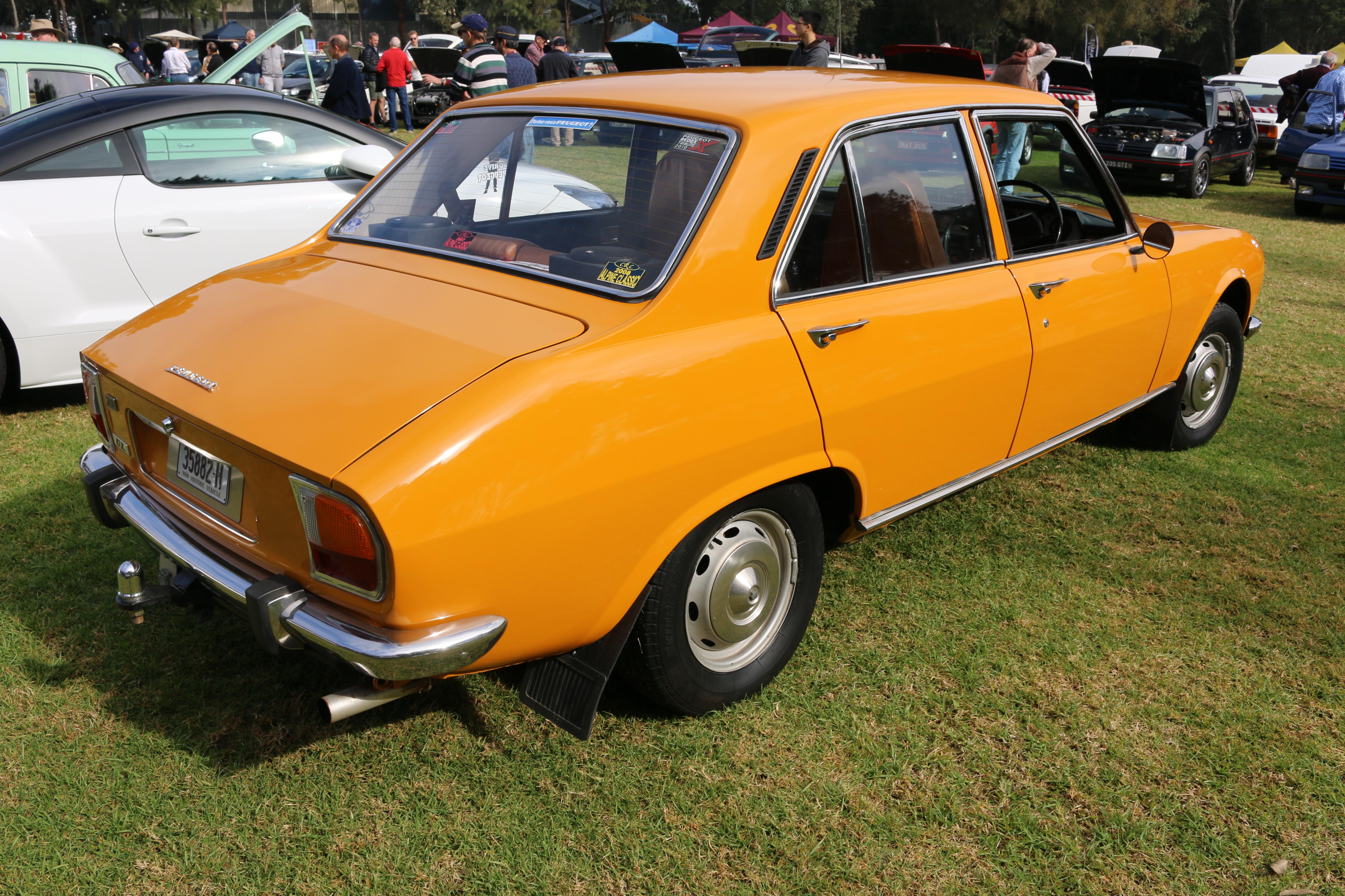 File 1974 Peugeot 504 Gl Sedan 28922332851 Jpg Wikimedia Commons