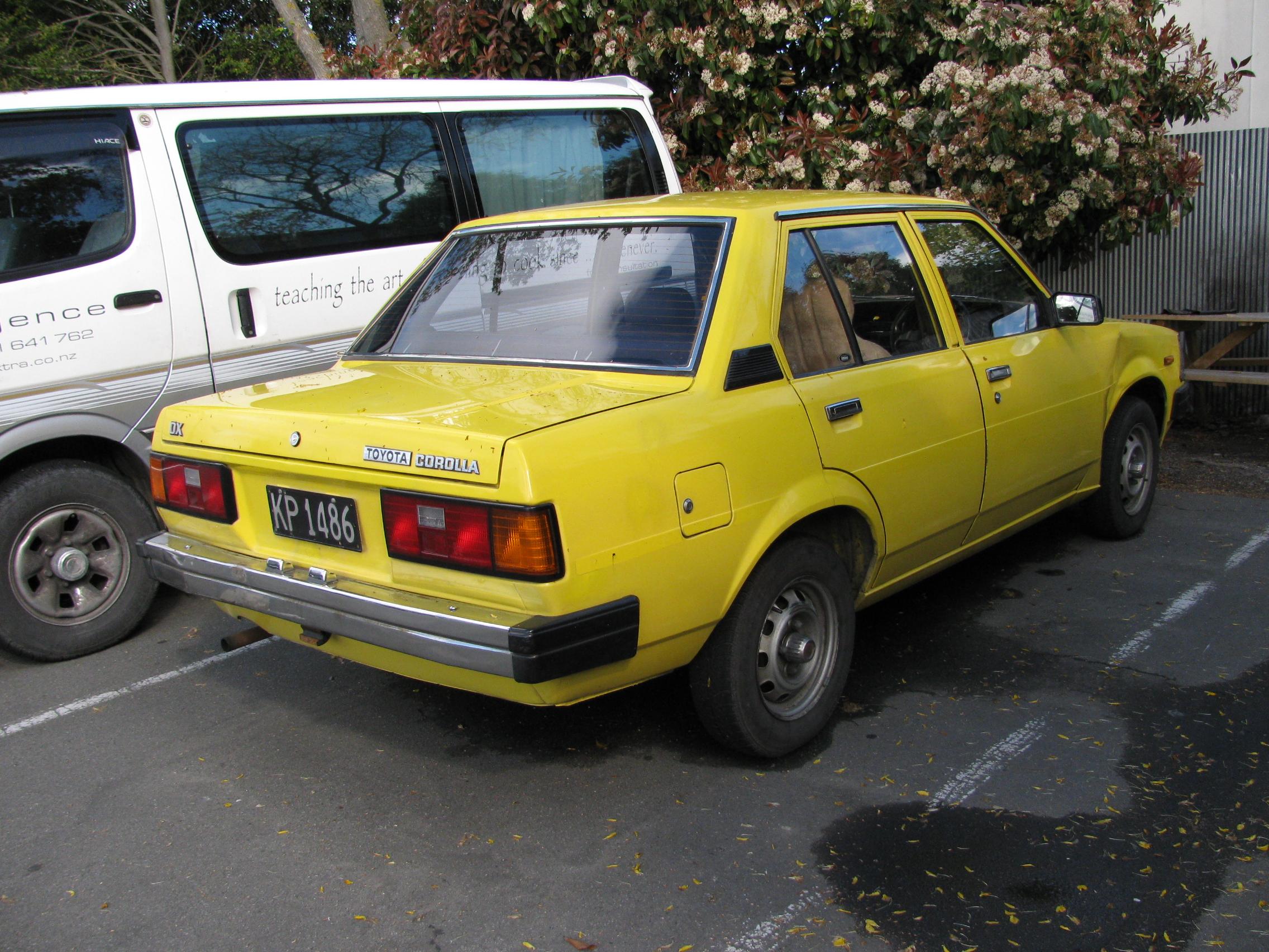 Kekurangan Toyota Corolla Dx Harga