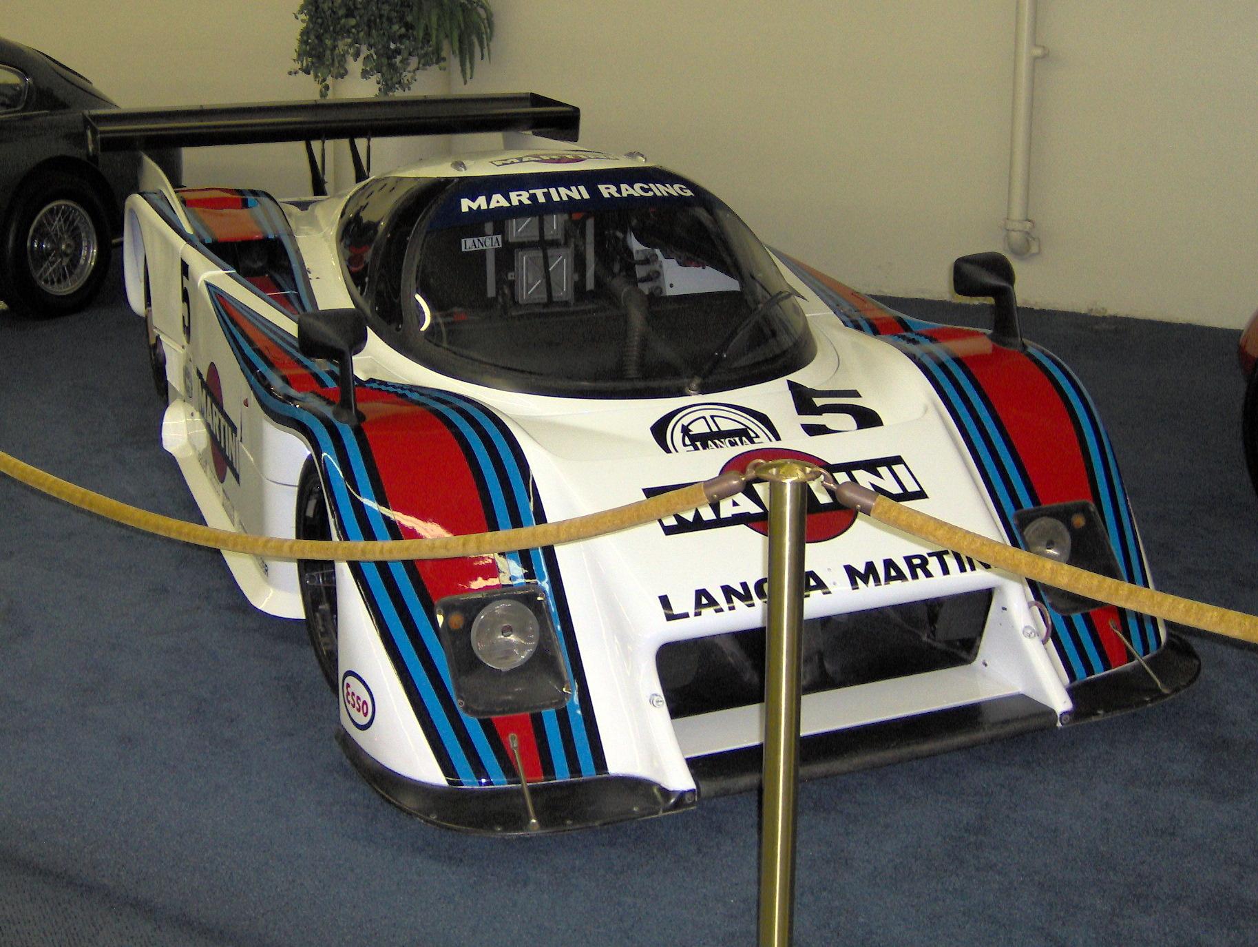 1983 Lancia LC2 Gruppo C