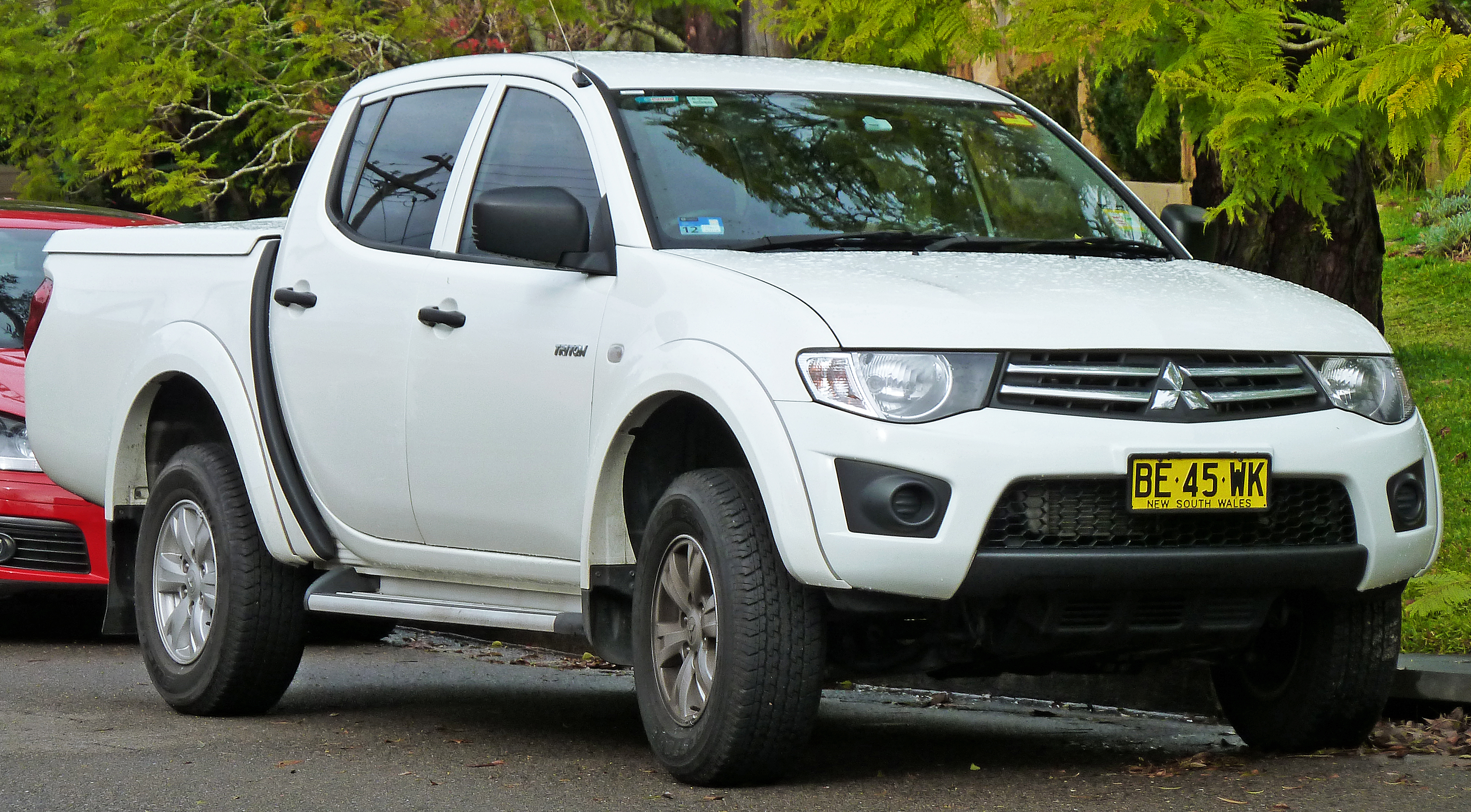 mitsubishi triton series otomobil full trucks all is launched nationwide generation pickup may at otoreview my the truck and l of review officially this new