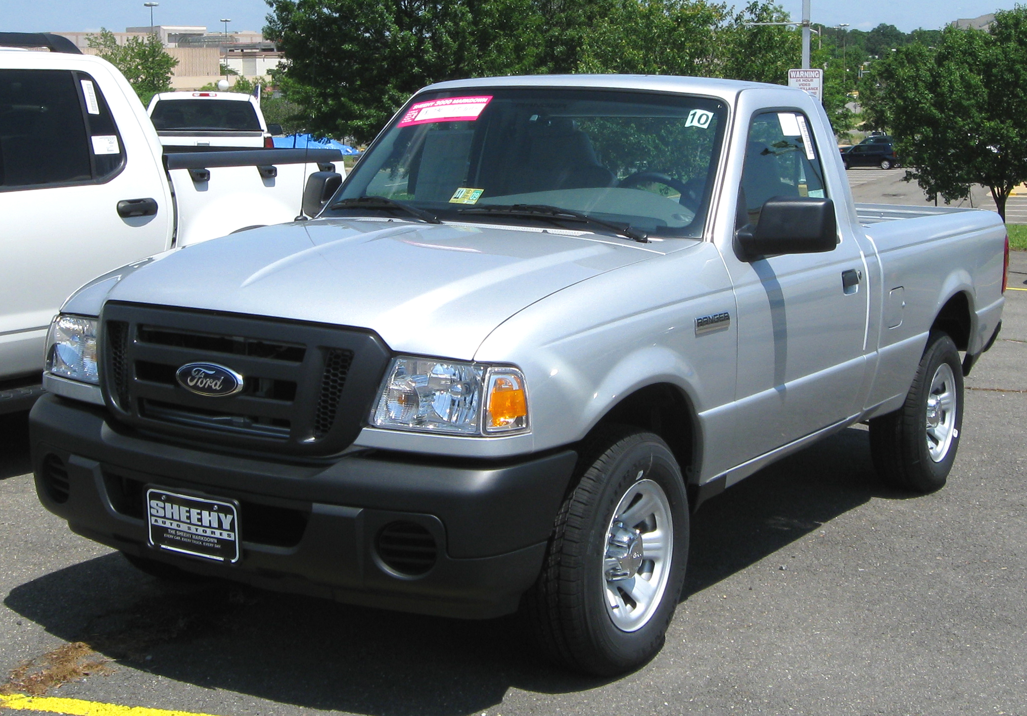 Ford Ranger Xlt Regular Cab