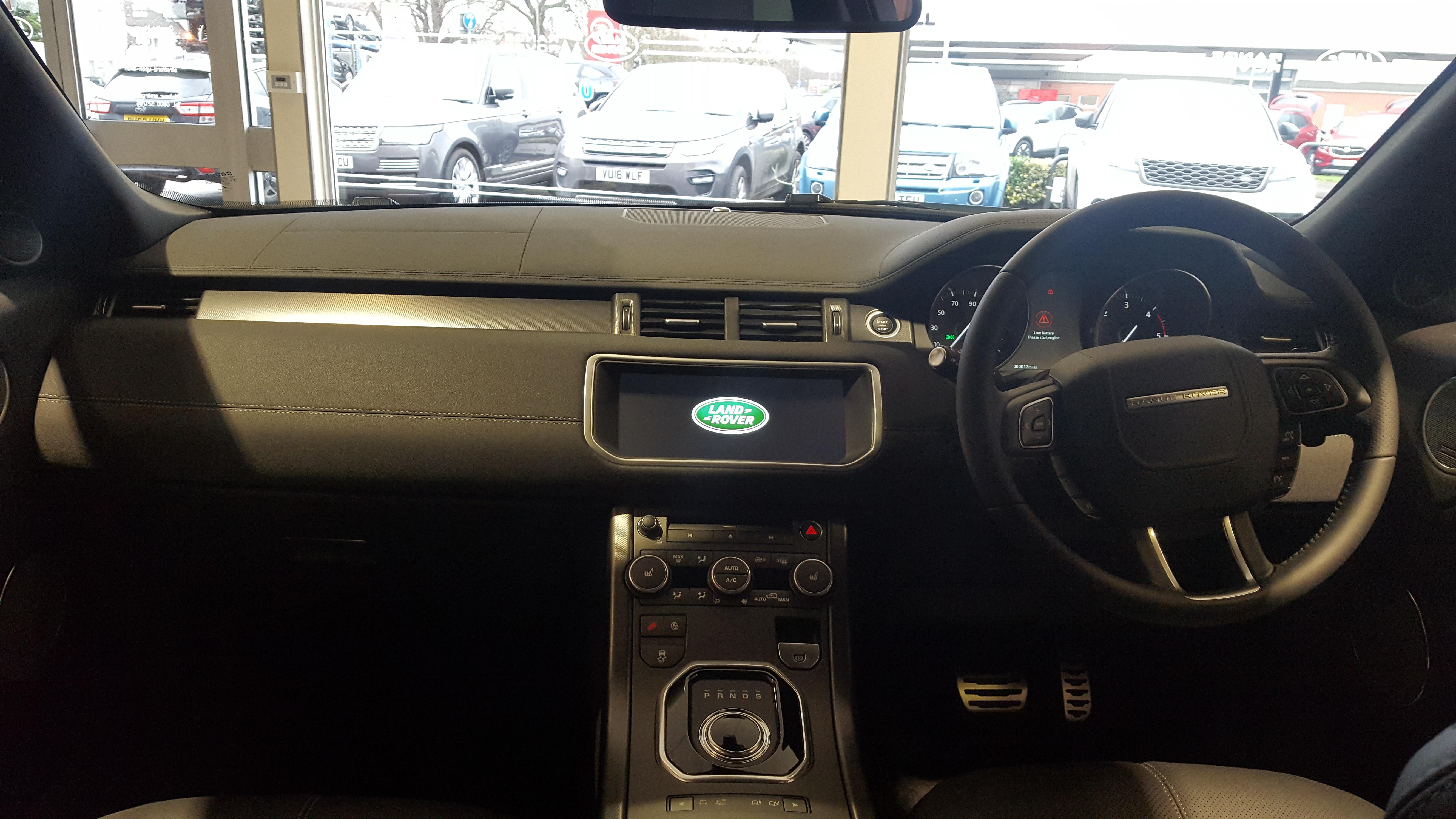 Range Rover Evoque Interior >> File 2018 Land Rover Range Rover Evoque Hse Interior Jpg