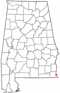 Loko di Gordon, Alabama