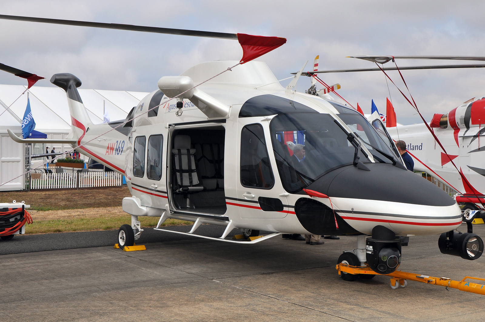 File agustawestland aw169 factory demonstrator for Www interior designs com