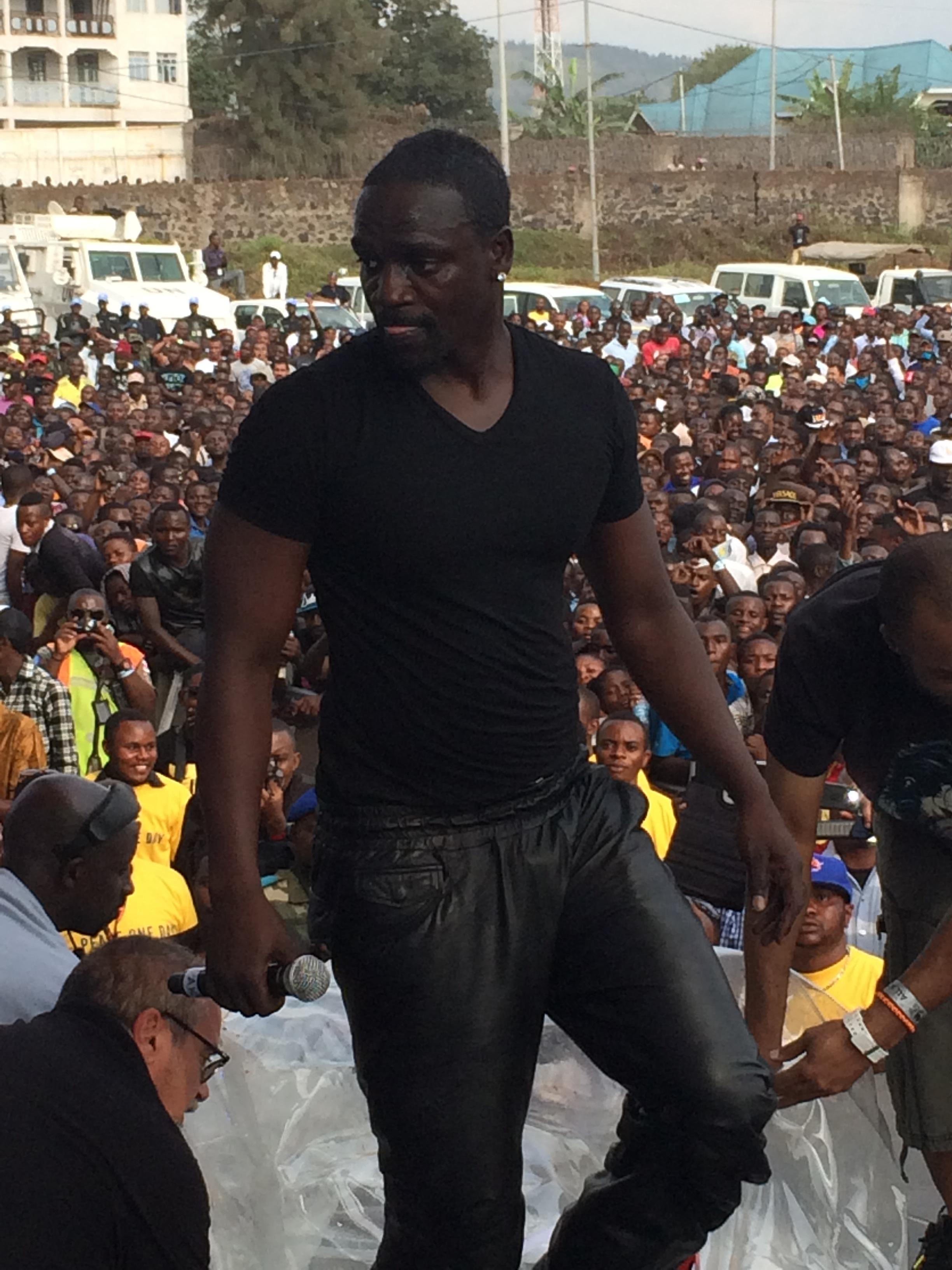 Akon - Afrikanza