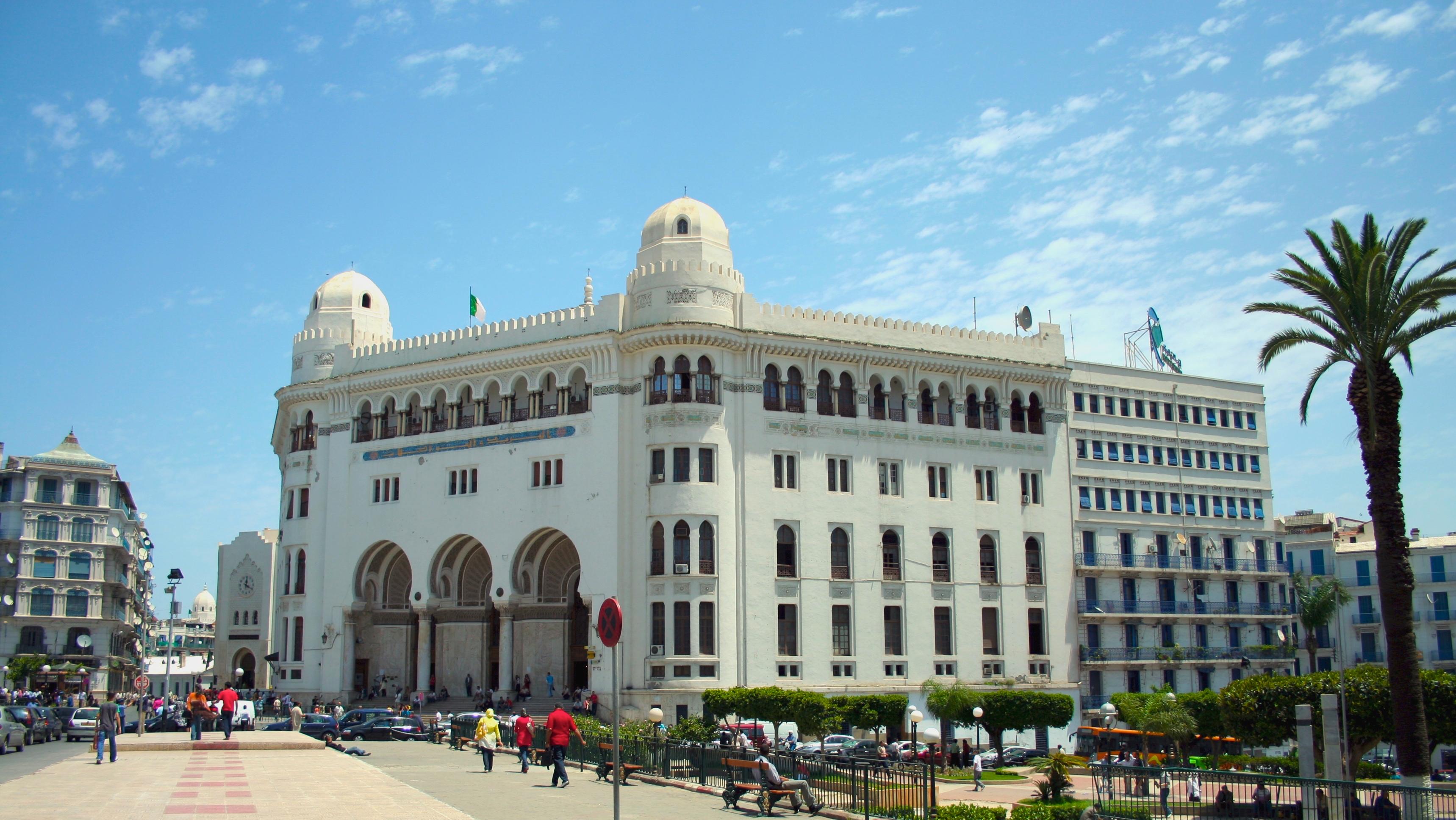 Alger Ville La Plus Sale Du Monde