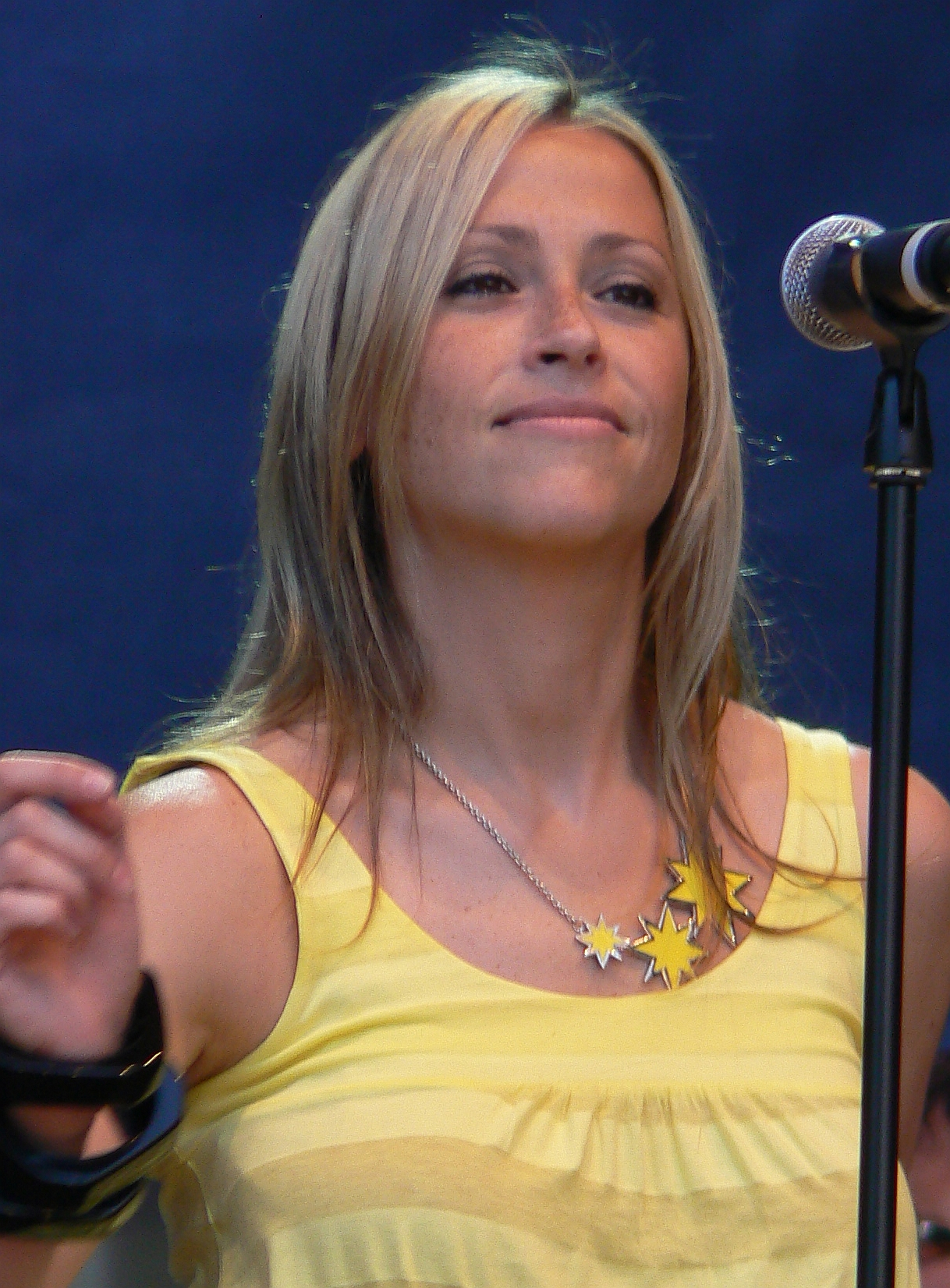 Photo of Nicole Appleton