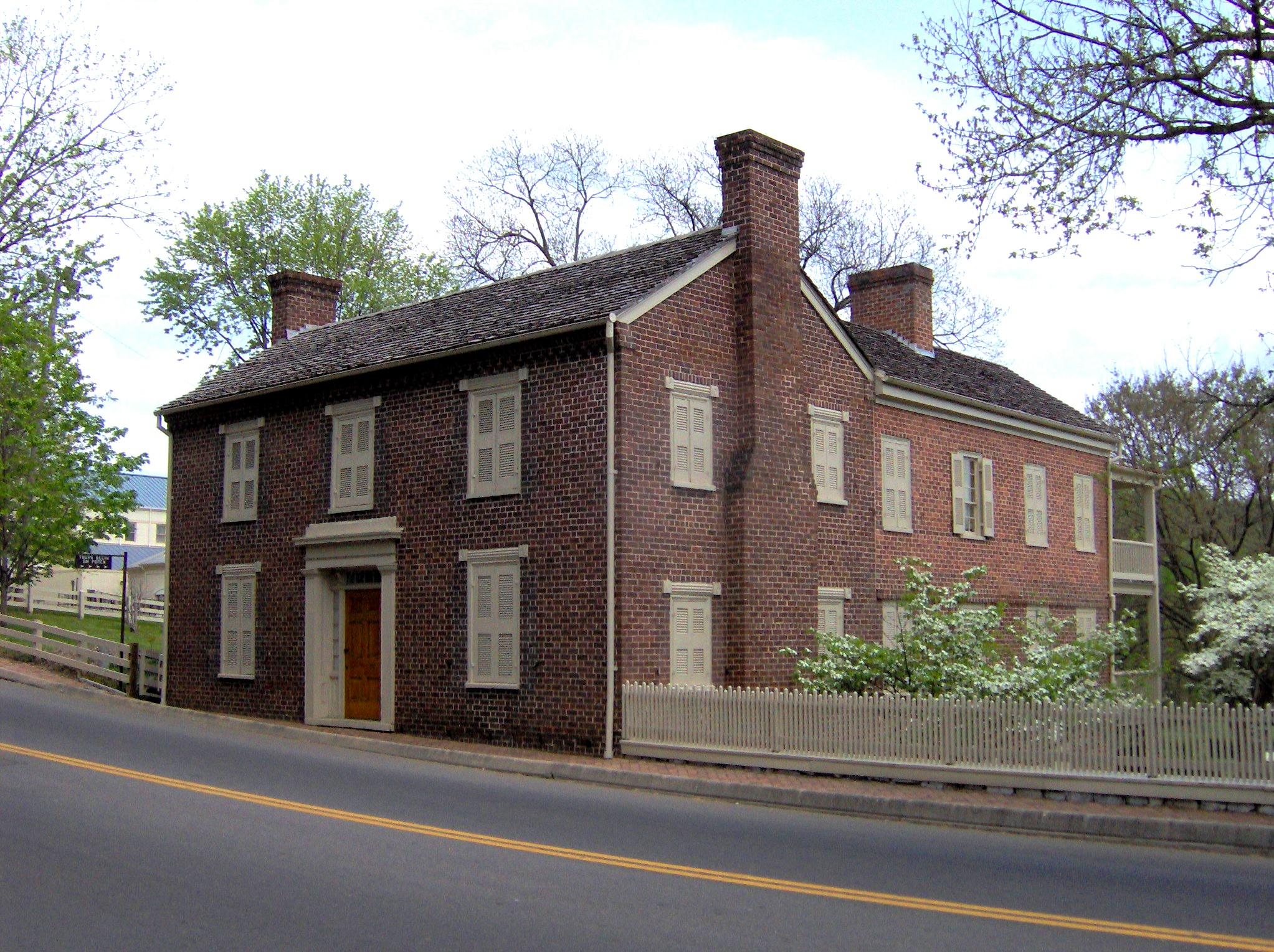 Andrew Johnson's Historic Home