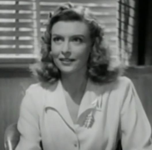 Depiction of Ann Doran