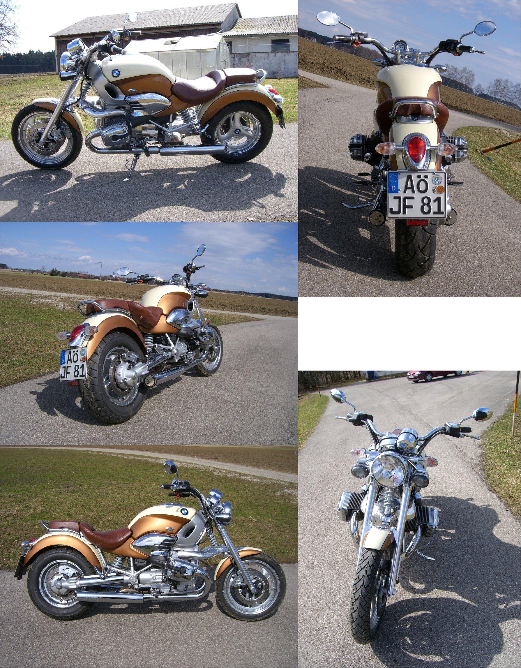 Leute für cruiser motorrad große Motorräder für