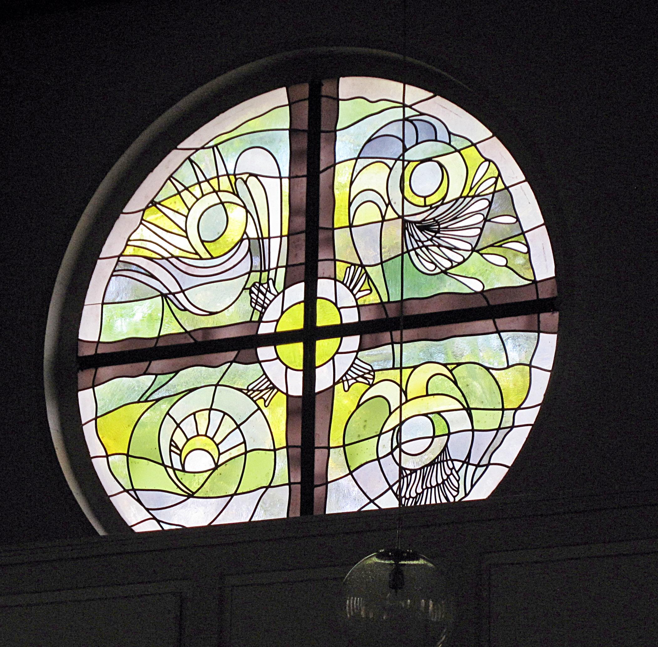 File bad rothenfelde katholische kirche rundes fenster for Rundes fenster