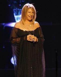 Streisand performing in July 2007 at The O2 Arena in London Barbra-streisand07 (cropped).jpg