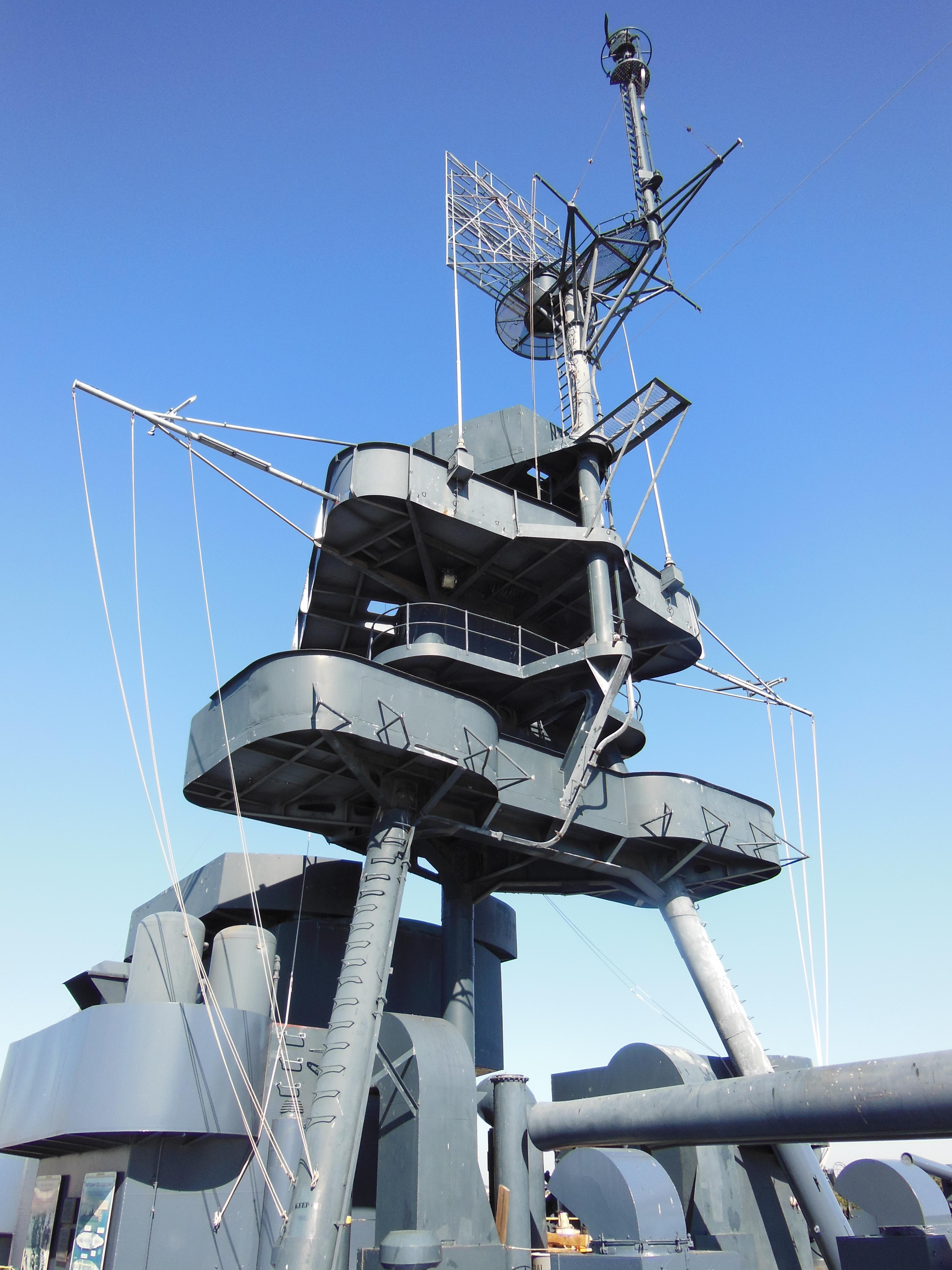 Tripod mast - Wikipedia